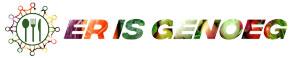 Logo Er IS GENOEG