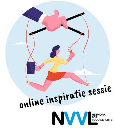 Gezond eetgedrag online event NVVL